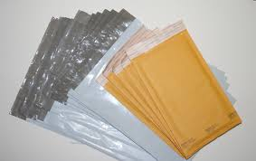 Mailers - yellow and white
